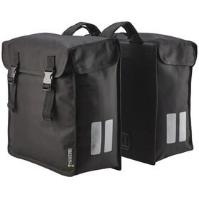 Basil Mara Doppeltasche XXL schwarz